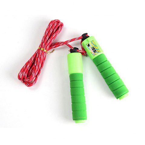 Buy Adjustable Skipping Digital Count  Speed Training Jumping Rope