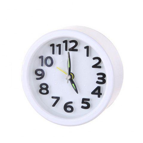 Sale Alarm Clock Electronic Desktop Clock Digital Clock Circular No Ticking Snooze Watch