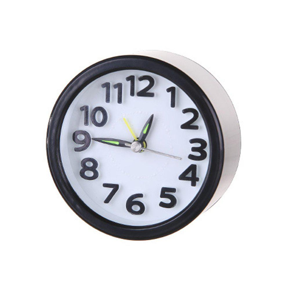 Latest Alarm Clock Electronic Desktop Clock Digital Clock Circular No Ticking Snooze Watch