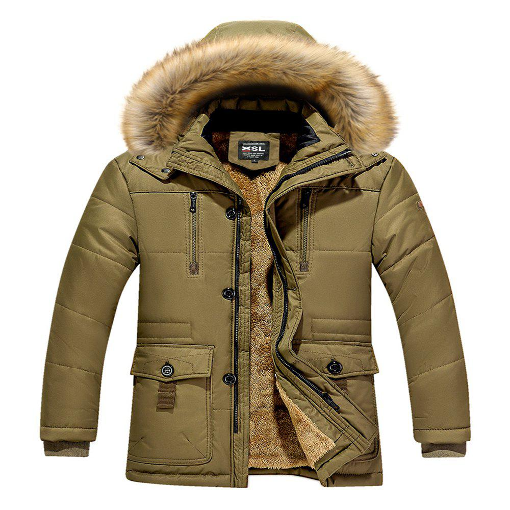 Discount 2018 Men's Trends Fashion Warm Clothes