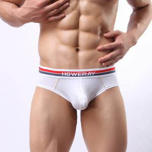 Silky Translucent  Sexy and Stereoscopic Men's Underwear -