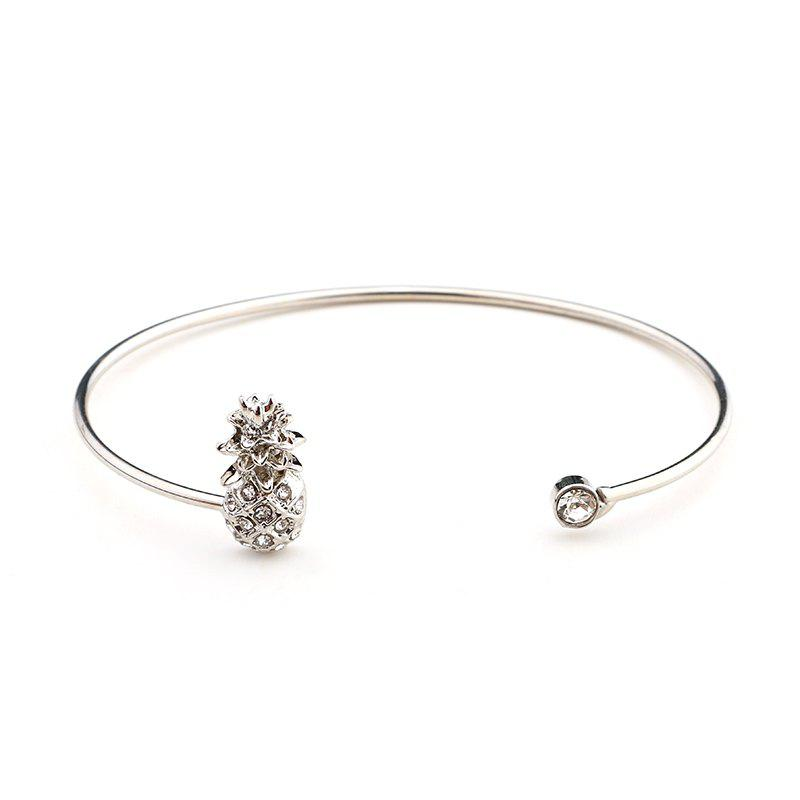 Store States Trend of The New Diamond Pineapple Bracelet