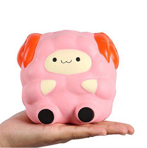 Sale Squishies Kawaii Blue Lamb Cream Scented Slow Rising Decompression Squeeze Toys Children Simulation Cute Sheep Style