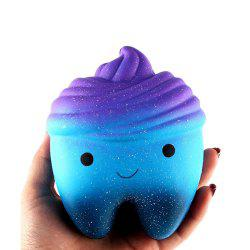 Cake Cream Scented Slow Rising Squishy Toy Stress Reducing Gift -