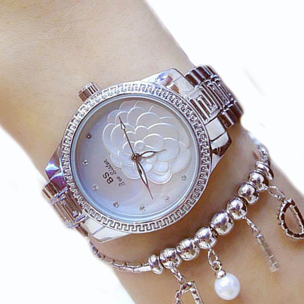 Unique  Women Fashion Luxury Sister Brand Ladies Quartz Wrist Dress Wrist Watches Girl Gift