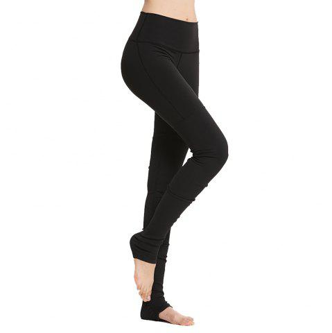 Unique European Essar Dry Four Times Stretch High Elastic Fitness Training Yoga Pants