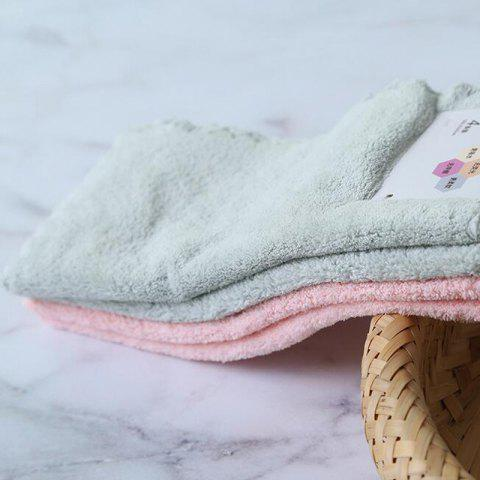 Cheap 4 Pcs Face Towels Thickened Soft Water Absorption Baby Face Towels