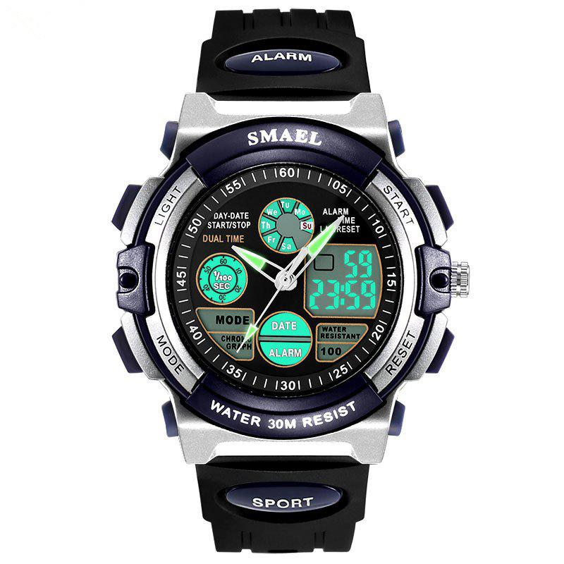 Affordable SMAEL SL0508 Multi-Function Smart Waterproof Electronic LED Sport Watch
