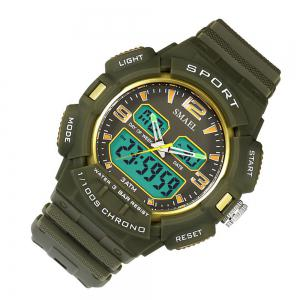 SMAEL 1343 Fashion Multi-function Waterproof LED Electronic Watch Outdoor Sport -