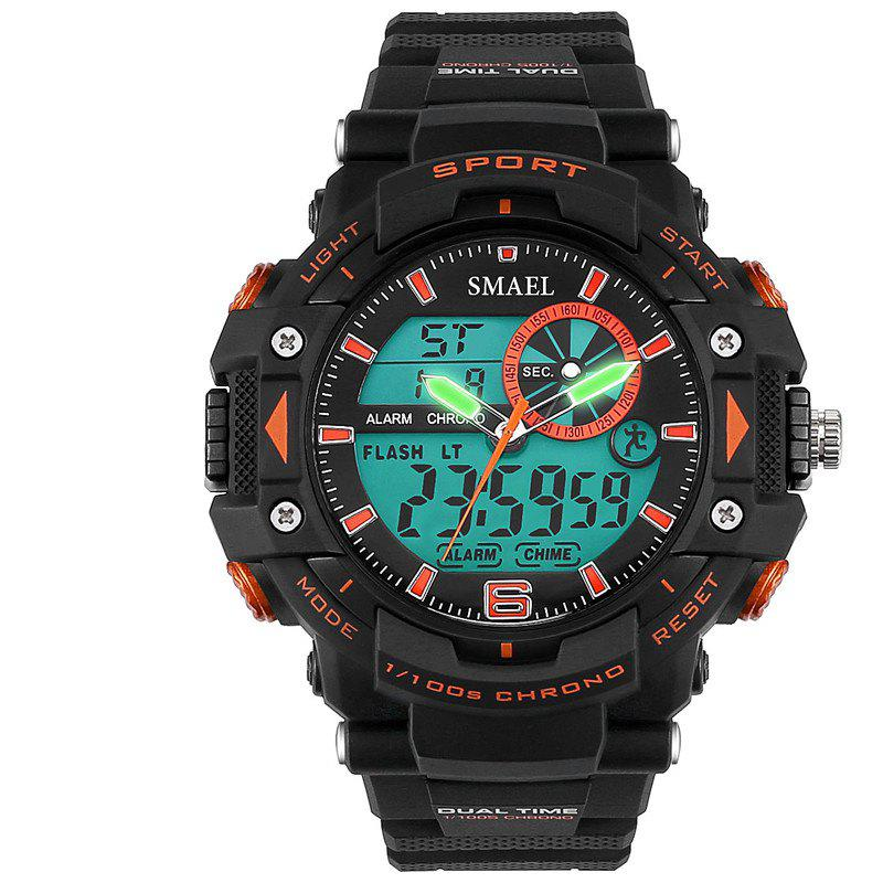 Fashion SMAEL SL1379 Multi-Function Waterproof Sport LED Watch