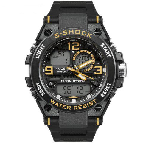Chic SMAEL 1603 Multi-Function Electronic Waterproof Sport LED Watch