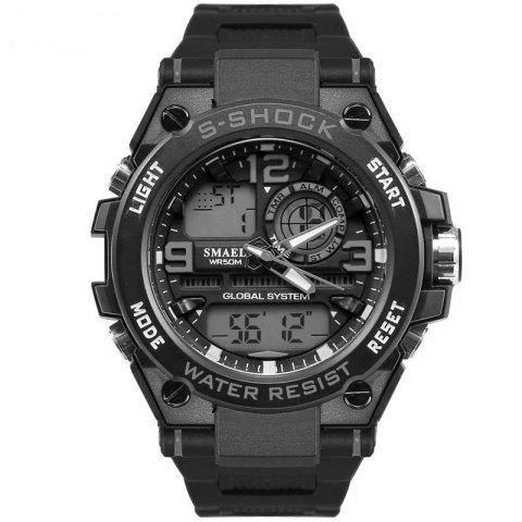 New SMAEL 1603 Multi-Function Electronic Waterproof Sport LED Watch
