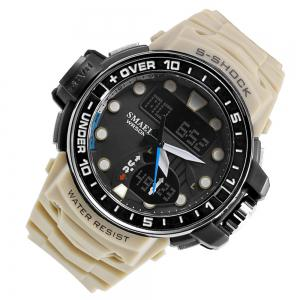 SMAEL 1626 Fashion Multi-Function 5M Waterproof Electronic LED Outdoor Watch -