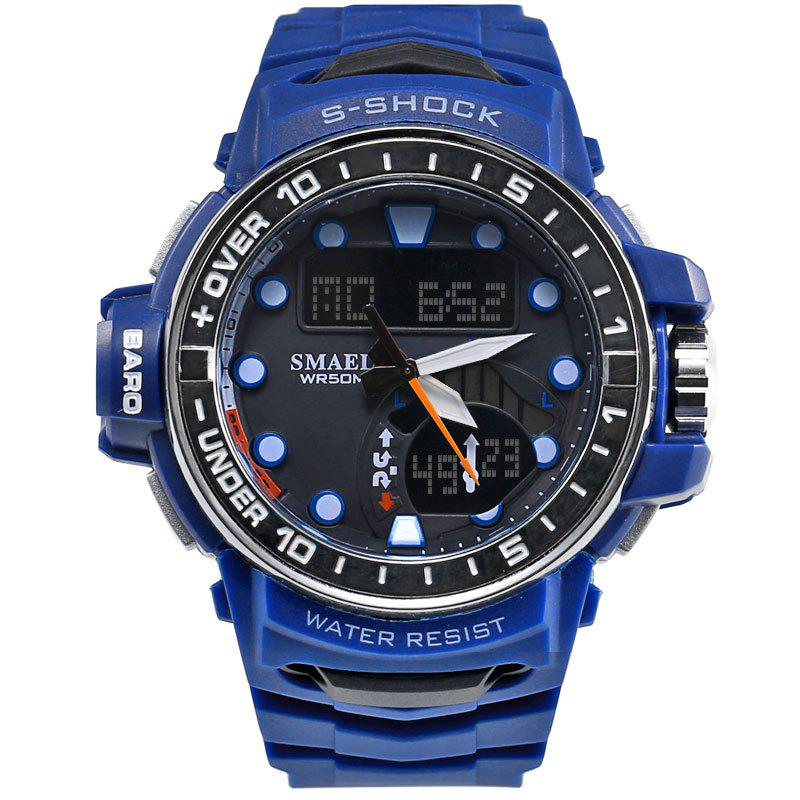 Trendy SMAEL 1626 Fashion Multi-Function 5M Waterproof Electronic LED Outdoor Watch