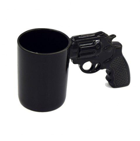 Shops Creative Revolver Milk Coffee Mug