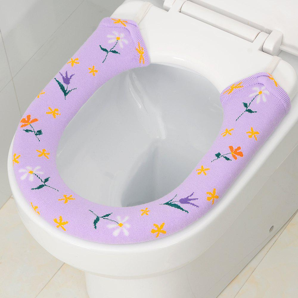 Unique A Button Toilet Seat in Winter To Warm Universal Sitting Toilet Cover