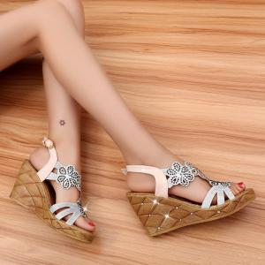 Women'S Hollowed Out Sandals -