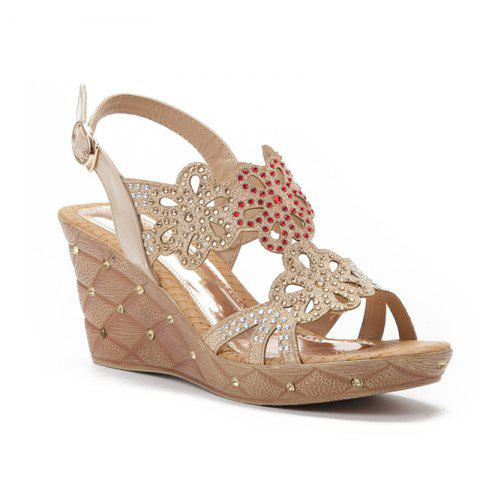 Fancy Women'S Hollowed Out Sandals