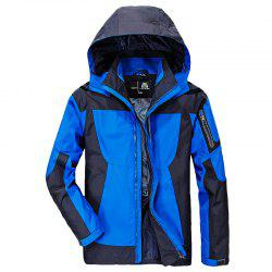 Thin Charge Outdoor Windbreaker Coat -