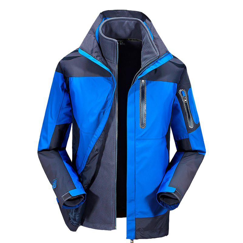 Chic Casual Windproof Camping Outdoor Coat