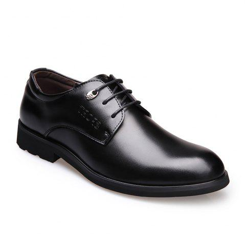 Affordable Leather Business and Leisure Shoes