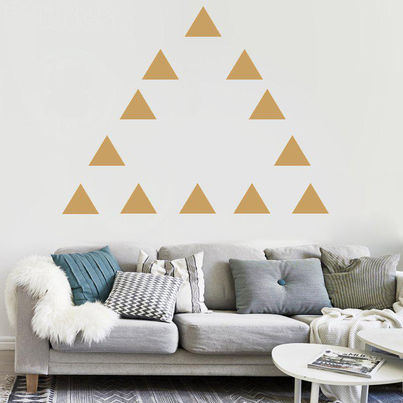 Latest Triangles DIY Wall Stickers Vinyl Decal Removable Wall Art For Nursery  Kids Room