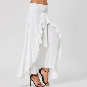 2018 New Bohemia Wind Lace Big Swing Leisure Pants -