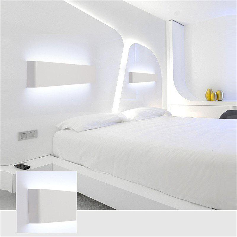 c651d854a6b Outfit 55cm White LED Modern Wall Lamp Aluminum Mirror Light Living Room  Bathroom Hallway Stairs bedside