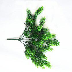 4 Pcs Artificial Plant Fake Pine Cones Party Decoration Home Garden Plants -