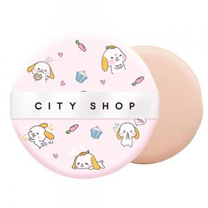 City Shop NCS032 Air Cushion Puff 3 Pieces -