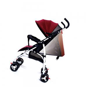 Ultra-Light Portable Can Sit Lying Shock-Absorbing Summer Umbrella Car Baby Stroller Four Wheeled Cart -