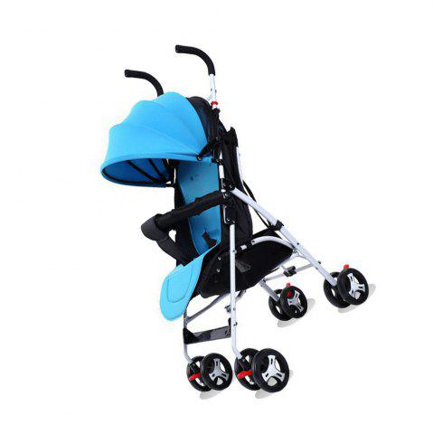 Fancy Ultra-Light Portable Can Sit Lying Shock-Absorbing Summer Umbrella Car Baby Stroller Four Wheeled Cart