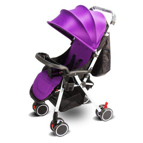 Trendy Strollers Can Be Placed Lying and Folding Four Seasons Available