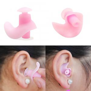 Professional Waterproof Soft Silicone Swimming Earplugs Adult Diving comfortable Anti-Noise EarPlug -