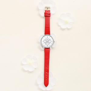 Lvpai P090-S Women Fashion Leather Band Quartz Watches -