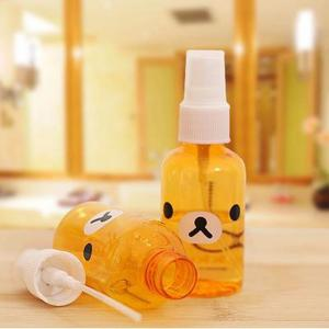 50ML Cartoon Bear Printing Cosmetic Tool Spray Bottle 1PC -