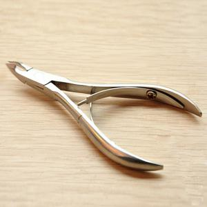 Double Spring Nail To Dead Skin Scissors -
