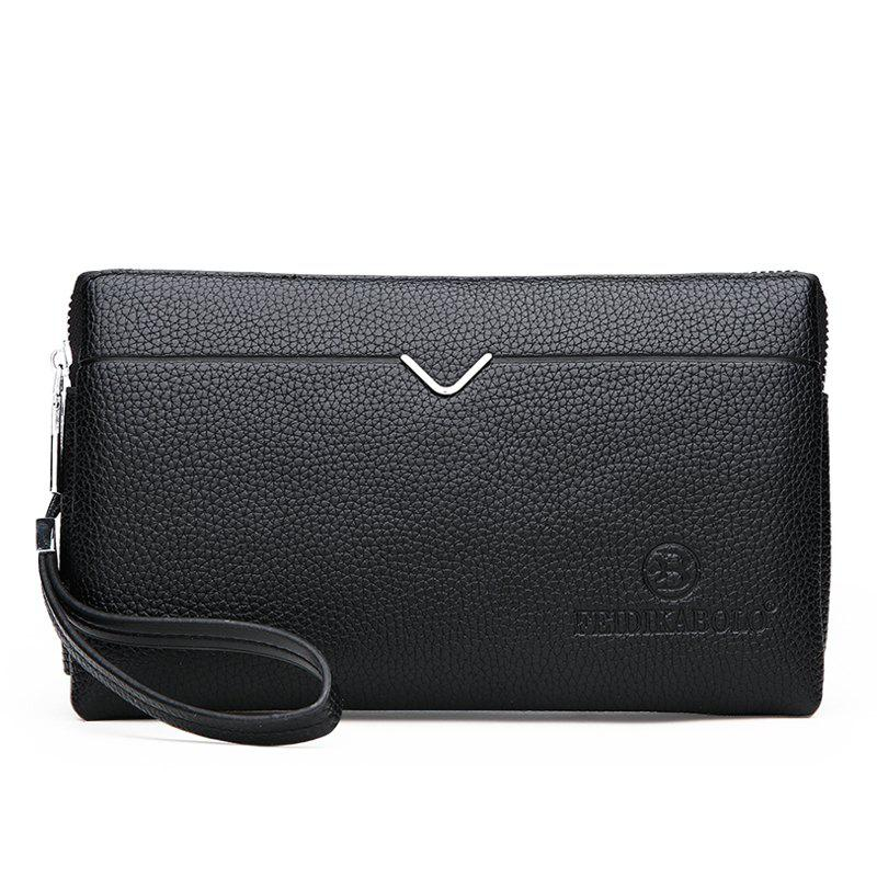 Chic Long Wallet Clutch Large Capacity Multi-Card Package