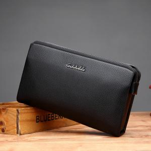 Long Wallet Purse Hand Large Capacity Male Hand Bag -
