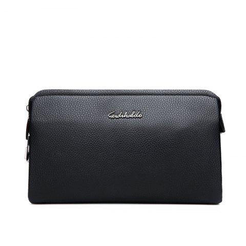 Fashion Long Wallet Purse Hand Large Capacity Male Hand Bag