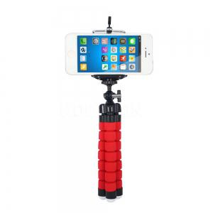 Flexible Octopus Tripod Bracket Selfie Stand Mount -