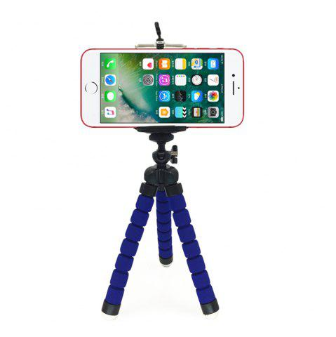 Outfit Flexible Octopus Tripod Bracket Selfie Stand Mount