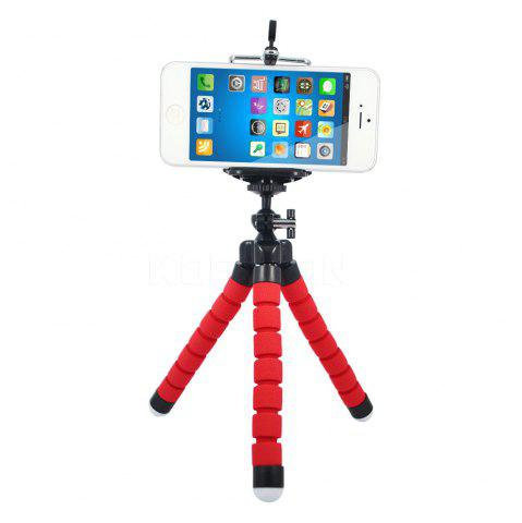 Latest Flexible Octopus Tripod Bracket Selfie Stand Mount