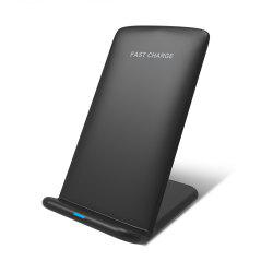 Fast Wireless Charging Stand for iPhone X 8 8 Plus Qi Fast Wireless Charger for Samsung Galaxy Note 8 S8 Plus -