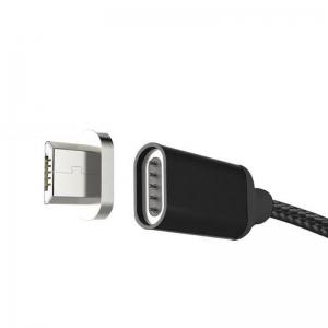 1M Cable for Micro USB V8 Charging Magnetic Adapter Charger for Smart Phone Tablet -