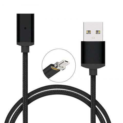 Buy 1M Cable for Micro USB V8 Charging Magnetic Adapter Charger for Smart Phone Tablet