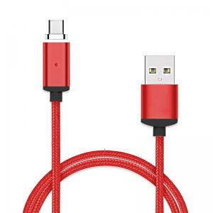 1M Cable for Type-C Charging Magnetic Adapter Charger for Smart Phone Tablet -