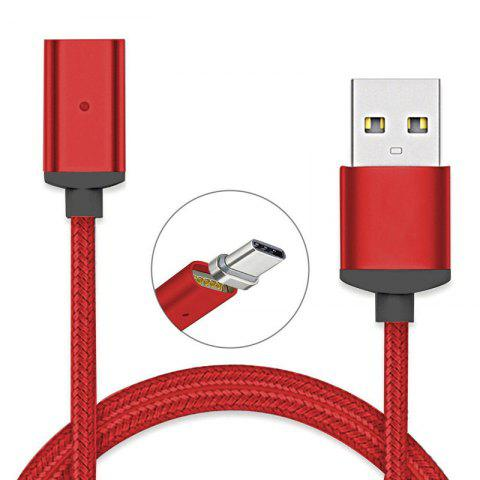 Chic 1M Cable for Type-C Charging Magnetic Adapter Charger for Smart Phone Tablet