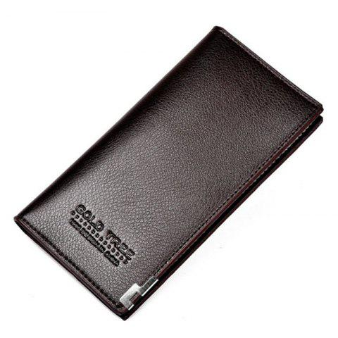 Affordable Business Card Holder Pu Leather Men Wallets