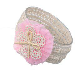 Lace Flower Children Hair Band -